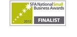 Finalist SFA Business Awards 2012
