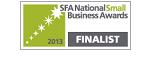 Finalist SFA Business Awards 2013