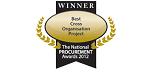 Winner National Procurement Awards 2012: Best Cross Organisational Project