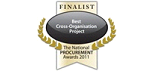Finalist National Procurement Awards 2011: Best Cross Organisational Project