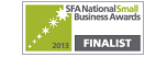 Finalist SFA Business Awards 2013