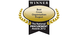 Winner National Procurement Awards 2012: Best Cross Organisational Project